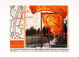 Christo und Jeanne-Claude - The Gates XV