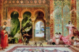 Benjamin Constant - A Royal Palace in Morocco