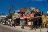 First Light (F1 Online) - Kensington Market area, Toronto, Ontario, Canada