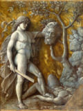 Andrea Mantegna - David und Goliath