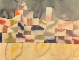 Paul Klee - Architektur im Orient