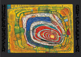 Friedensreich Hundertwasser - Island in the Yellow Sea - On the way one is never lost