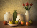 Jacqueline Hammer - Apples Pears and Tulips