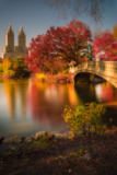 Christopher R. Veizaga - Fall in Central Park