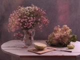 UstinaGreen - StillLife in pink color