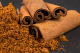 Roman Tsubin - Cinnamon sticks with powder.